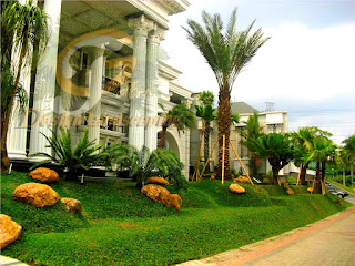 Jasa Tukang Taman Surabaya tianggadha art