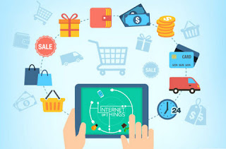 E-commerce online shopping offer huge discount