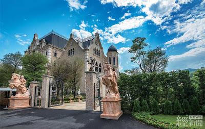 妮娜巧克力夢想城堡獲2019年優良觀光工廠