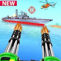 Navy Gun Strike Mod Apk