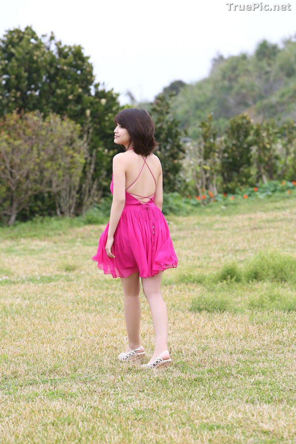 Image Wanibooks NO.122 - Japanese Gravure Idol and Actress - Asuka Kishi - TruePic.net - Picture-5