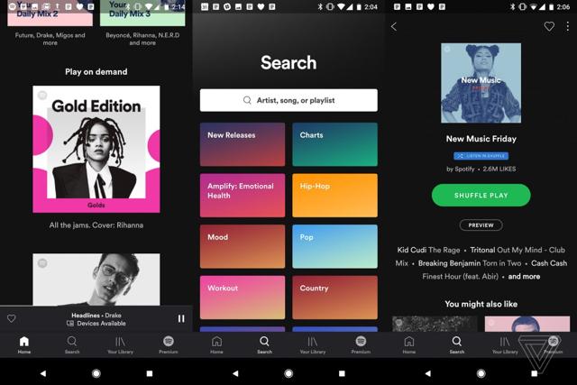 Spotify permitirá importar tu propia música a la App