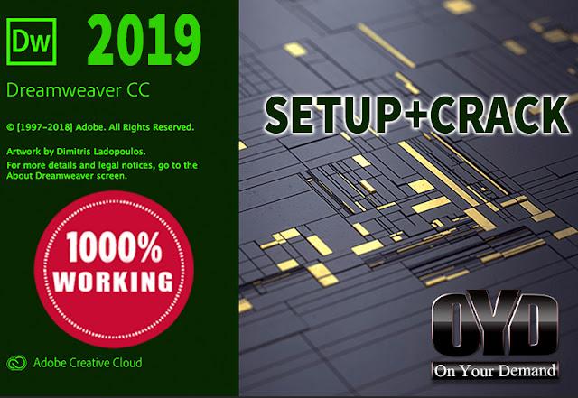 Adobe Dreamweaver Cc 2019 Full Version Free Download
