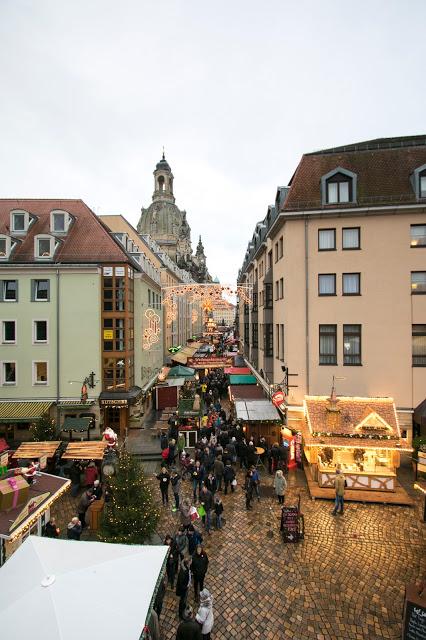 Mercatino di Natale Neumarkt-Dresda