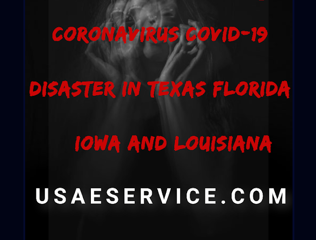 Coronavirus COVID-19 Disaster In Texas