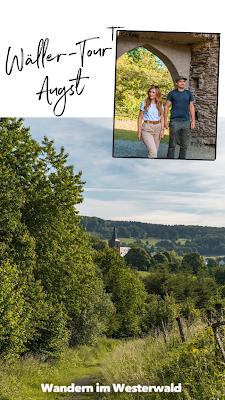 Wäller-Tour Augst  Rundwanderung Westerwaldsteig  Westerwald bei Neuhäusel 22