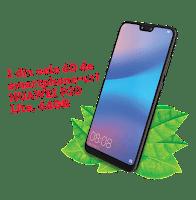 Castiga 60 de smartphone-uri HUAWEI P20 Lite - concurs - profi - lipton - castiga.net