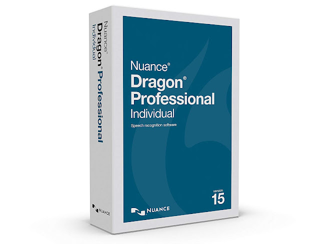 Dragon Professional Individual 15, All-Voice Dictate Documents and Control your PC