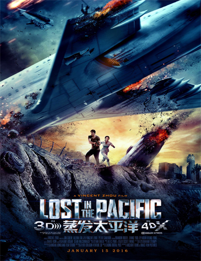 Ver Lost in the Pacific (2016) Online