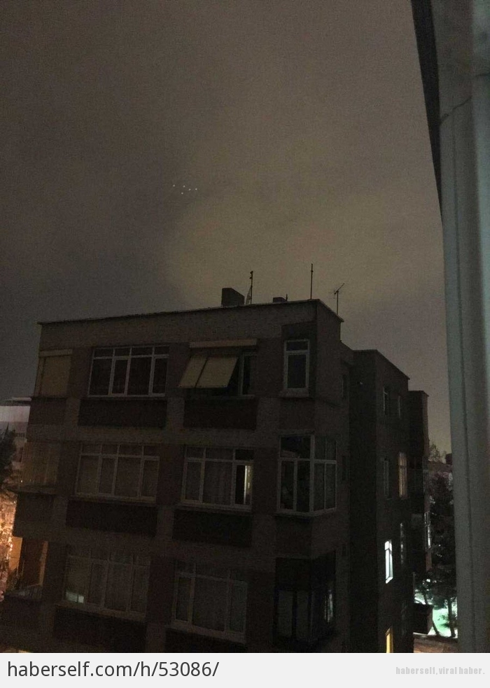 Mass UFO Sightings Bei...