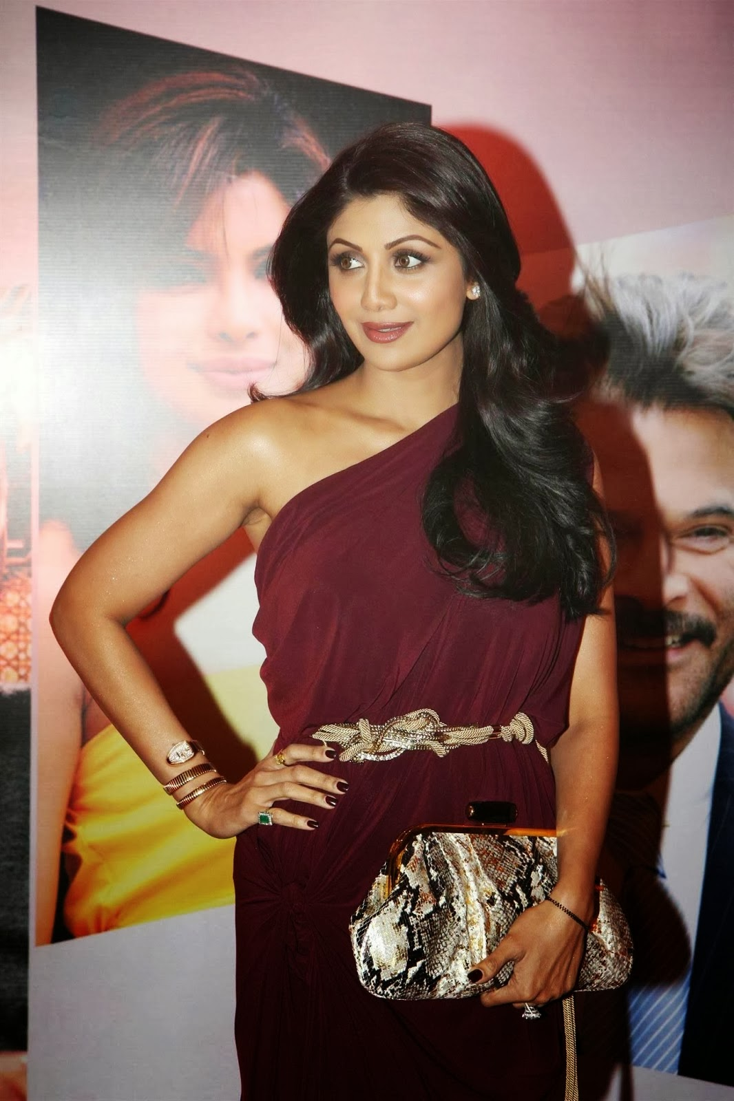 Actress Images  Wallpapers  Stills Shilpa Shetty Hot -1543