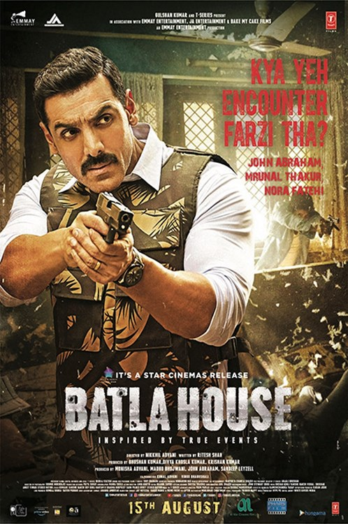 Review Filem Batla House