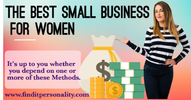Best small business for women