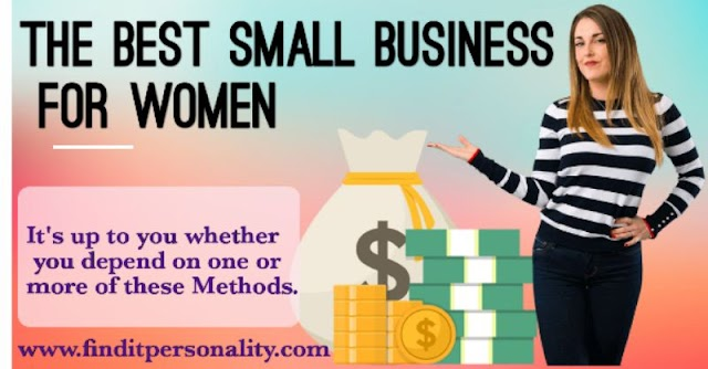 The 07 best small business for women in 2020