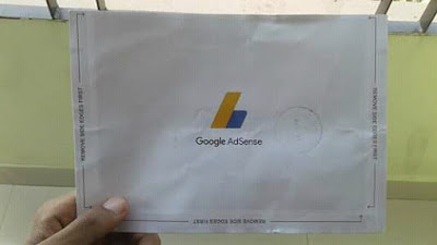 How to get AdSense letter for the first time? How to give the address.