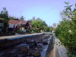 [FOTO ] Sungai Desaku Tak Seindah Dulu