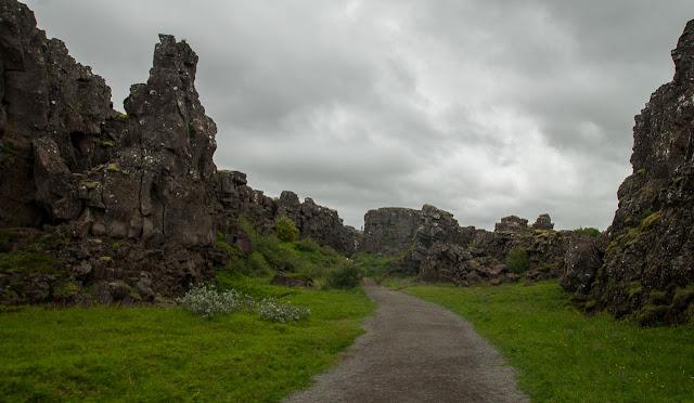 Islandia Þingvellir