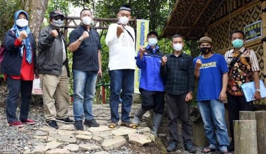 Sukses Memanfaatkan Potensi Desa, Komisi I DPRD Jabar Apresiasi Desa Alam Endah