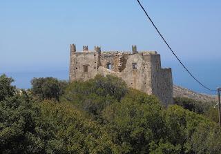 Πύργος Αγιάς στη Νάξο