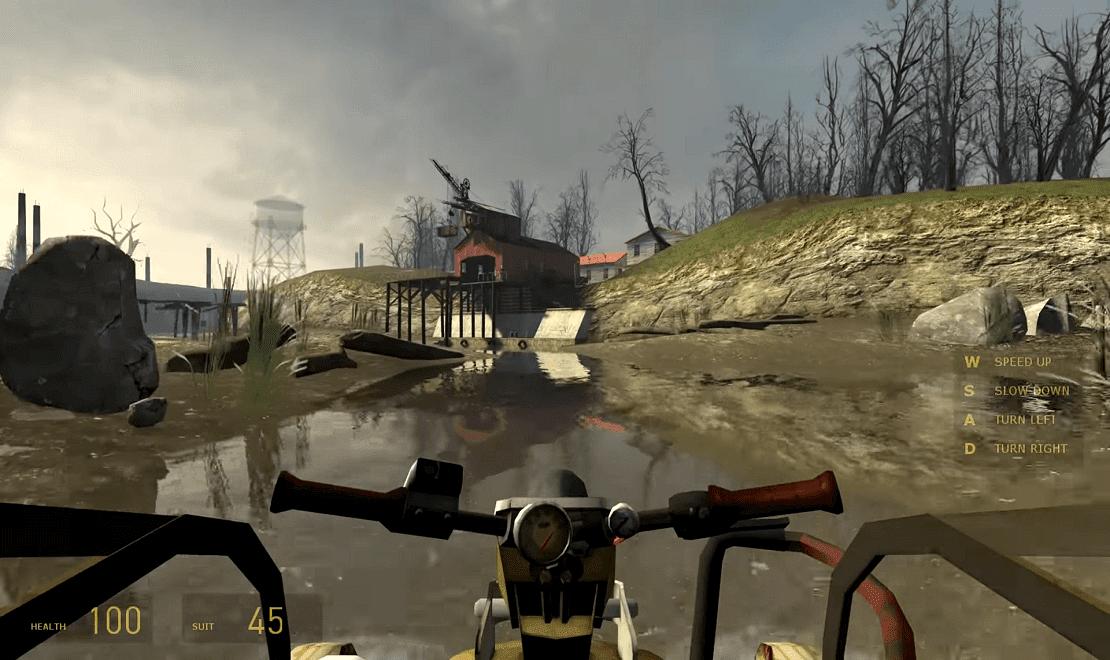 تحميل لعبة Half Life 2 للكمبيوتر برابط واحد كاملة