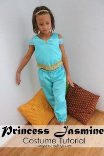 Disfraz Jamine