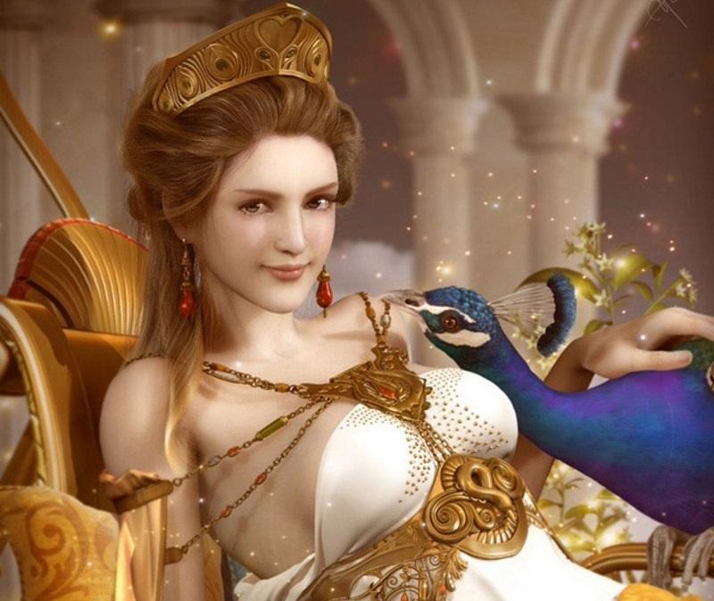 Hera, Deusa Grega do Casamento e Rainha do Olimpo