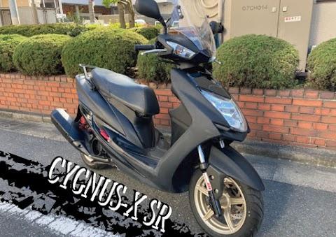 【中古バイク | シグナスX SR】自店販売、自店買取で安心