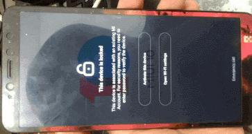 Redmi S2 YSL Terkunci