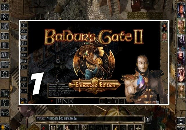 Baldur's Gate II - Top 10 Old PC Games That Are Still Worth Playing