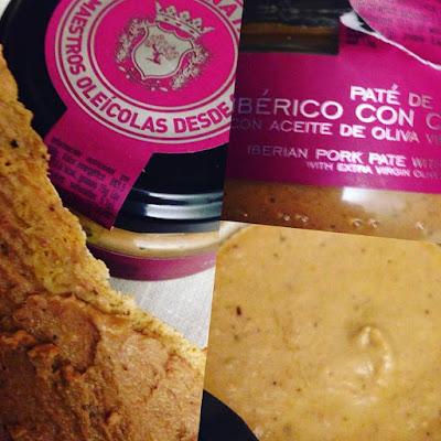 paté de iberico con cerezas, la chinata, alimentación, gourmet, paté, blogger alicante, solo yo, blog solo yo, influencer, cooking blogger, styleblogger, picoteo,