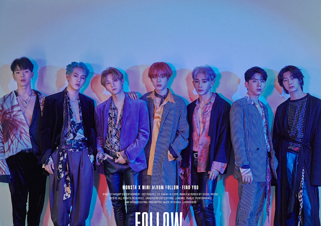 Monsta X Drop New 'Follow: Find You' Music Video And Album