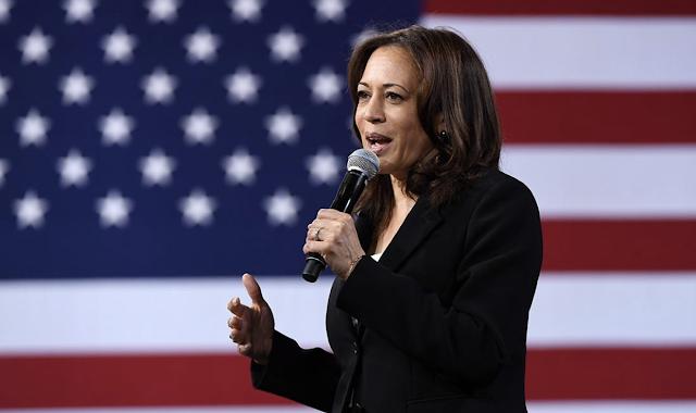 Why is Kamala Harris running for president?