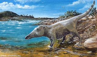ricerca sui mammiferi acquatici preistorici