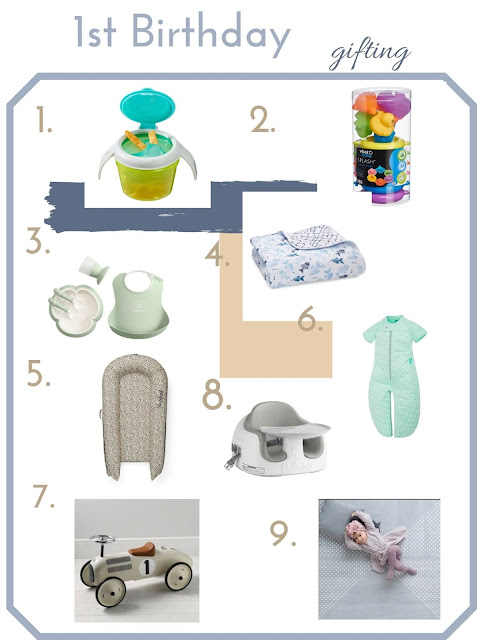 ULTIMATE gift guide for a one year old