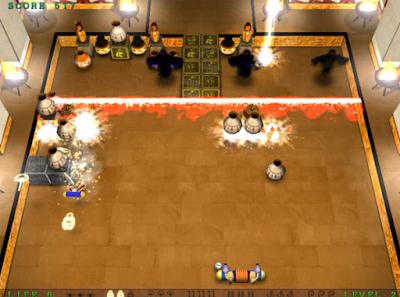 埃及磚塊2(Egyptoid2),結合魔法與冒險的磚塊遊戲!