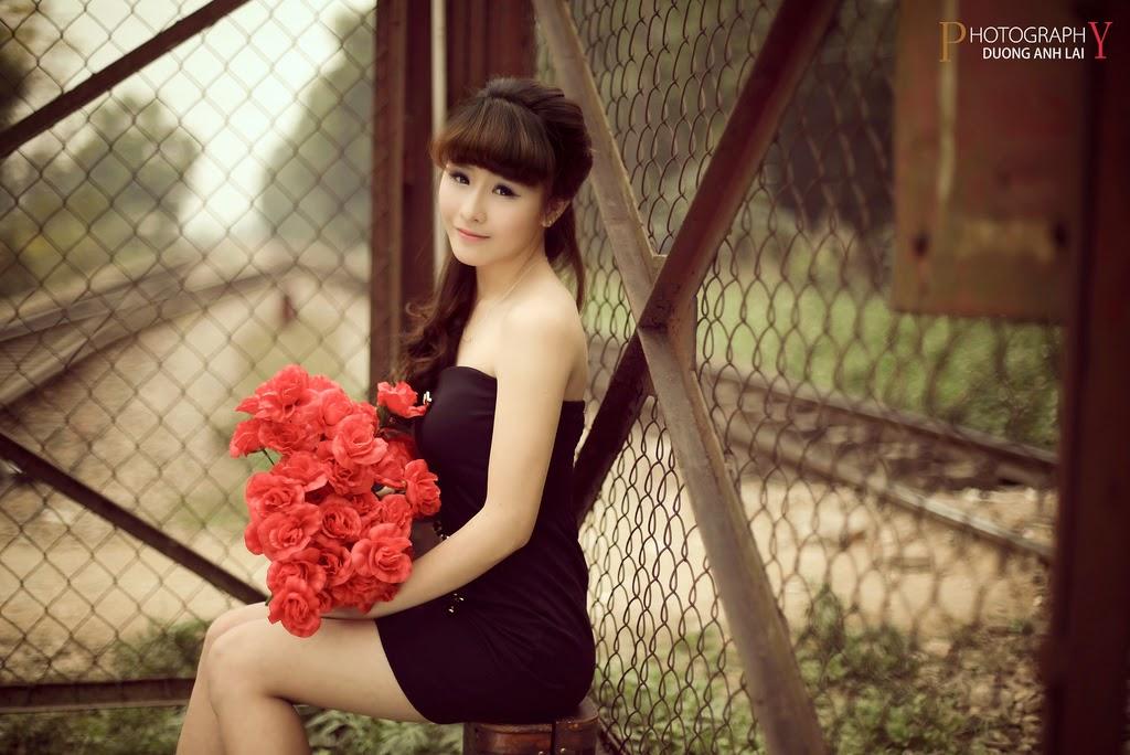 Ảnh đẹp girl xinh HD Việt Nam: Bóng hồng - Ảnh 02