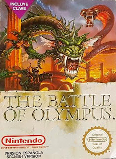 The Battle of Olympus - Caja Pal España