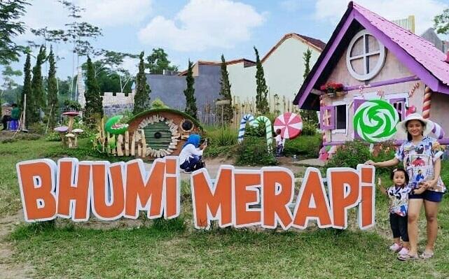 Agrowisata Bhumi Merapi