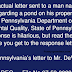 Read This Guy's Hilarious Response To The State Enviromental Agency