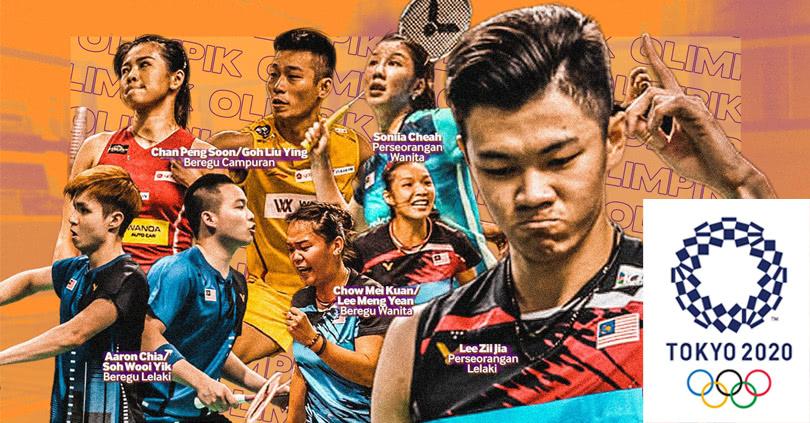 Badminton Sukan Olimpik 2020