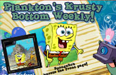 Planktons krusty bottom weekly Game Spongebob Game