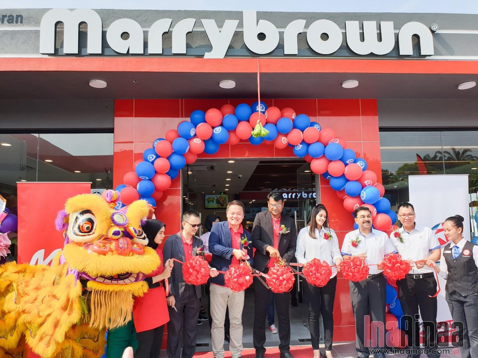 MARRYBROWN SG.CHOH RAWANG - Hak Milik Ina Ainaa