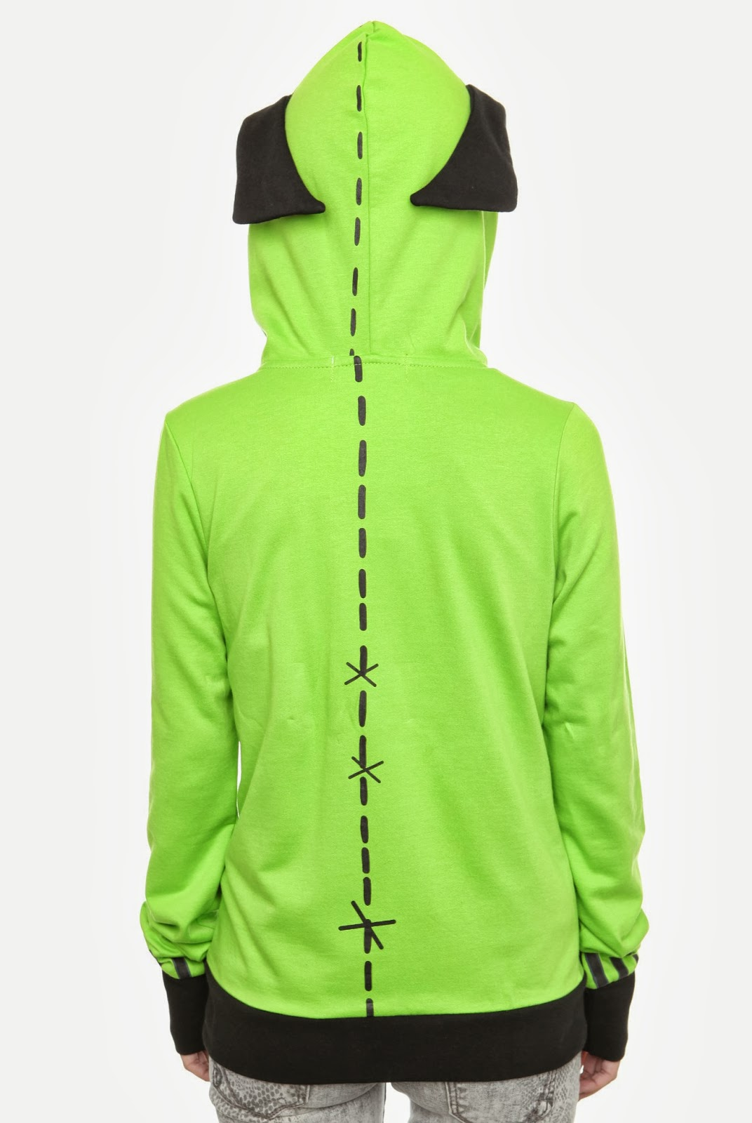 Invader zim hoodie