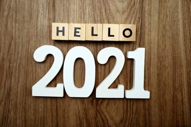 أحدث رسائل معايدة وتهنئة العام الجديد 2021 |  رسائل تهنئة رأس السنة 2021 | صور تهنئة عام 2021