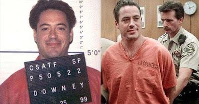 Robert Downer JR in Prison