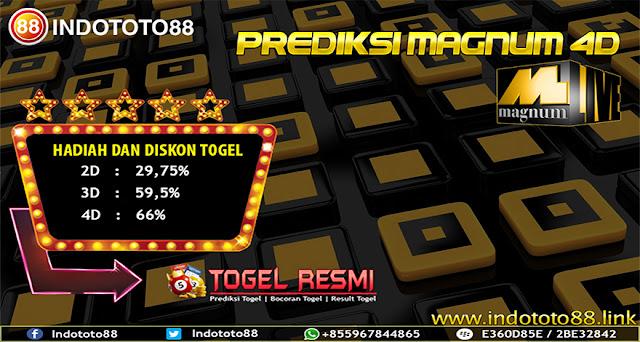 Angka Main Jitu INDOTOTO88 Pasaran MAGNUM 4D // Tanggal 15