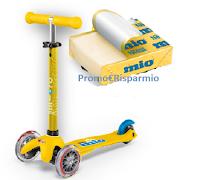 Logo Concorso ''Formaggino MIO 2020'' : vinci 73 Monopattini Mini-Micro De Luxe