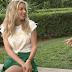 Λαμπερή και σeξι η Μαρία Λουίζα Βούρου: «Στο σχολείο με φώναζαν συνεχόφρυδη» (video)