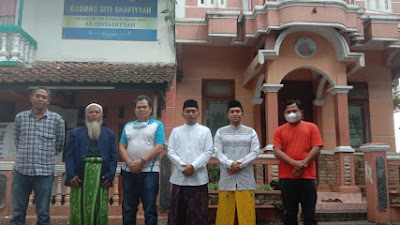 Direktorat Intelkam Polda Jabar Silaturahmi Ke Ketua Panglima Brigade Tholiban Tasikmalaya