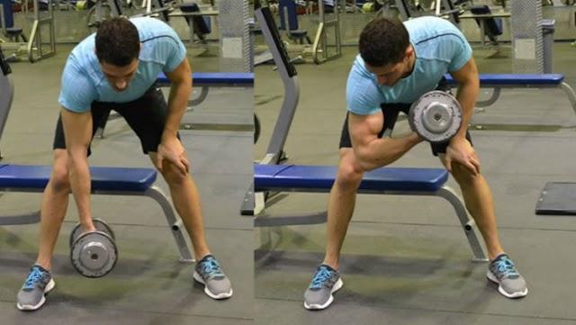 Cara Membesarkan dan Menguatkan Otot Secara Mudah